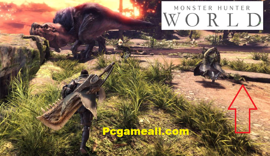 Monster Hunter World For PC