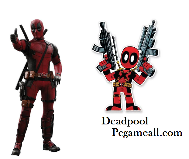 Deadpool Highly Compressed PC Game