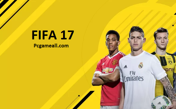 FIFA 17 Free Download Highly Compressed