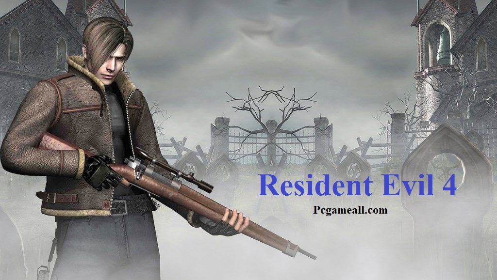 Resident Evil 4 For PC Download