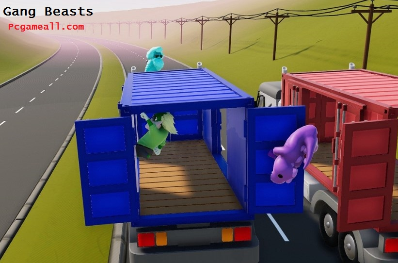 Gang Beasts Highly Compressed Free Download
