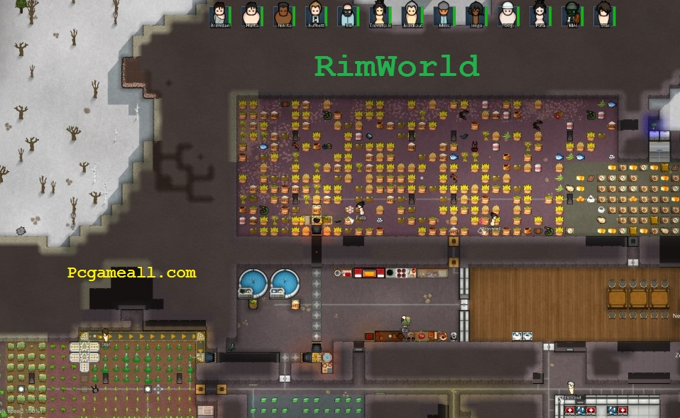 RimWorld Highly Compressed PC Game