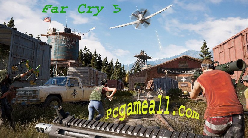 Far Cry 5 Download For PC