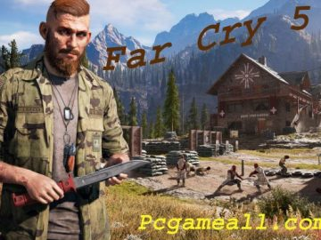 Far Cry 5 Torrent For PC