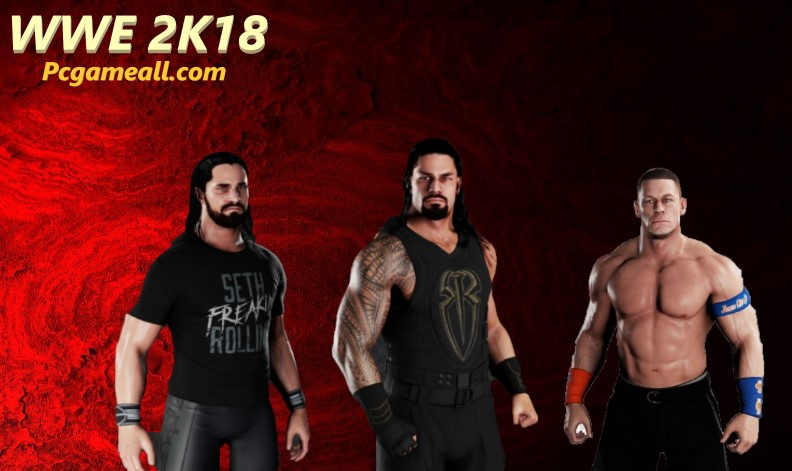 WWE 2K18 Download For PC Full Game
