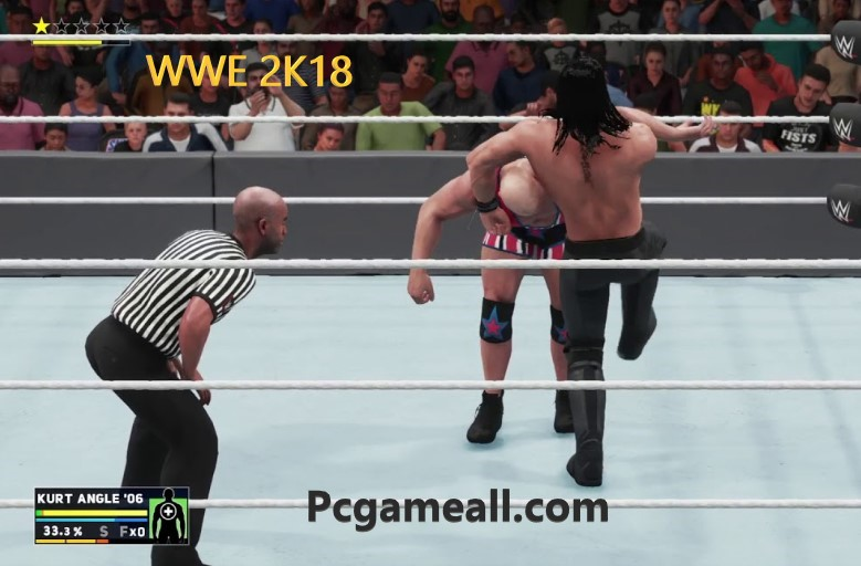WWE 2K18 Highly Compressed Download
