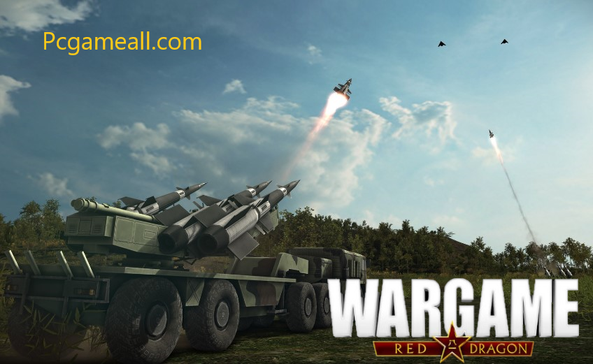 Wargame Red Dragon Highly Compressed PC Download