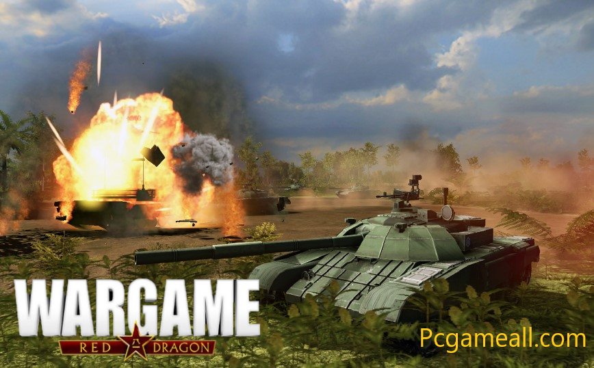 Wargame Red Dragon Torrent Free Download