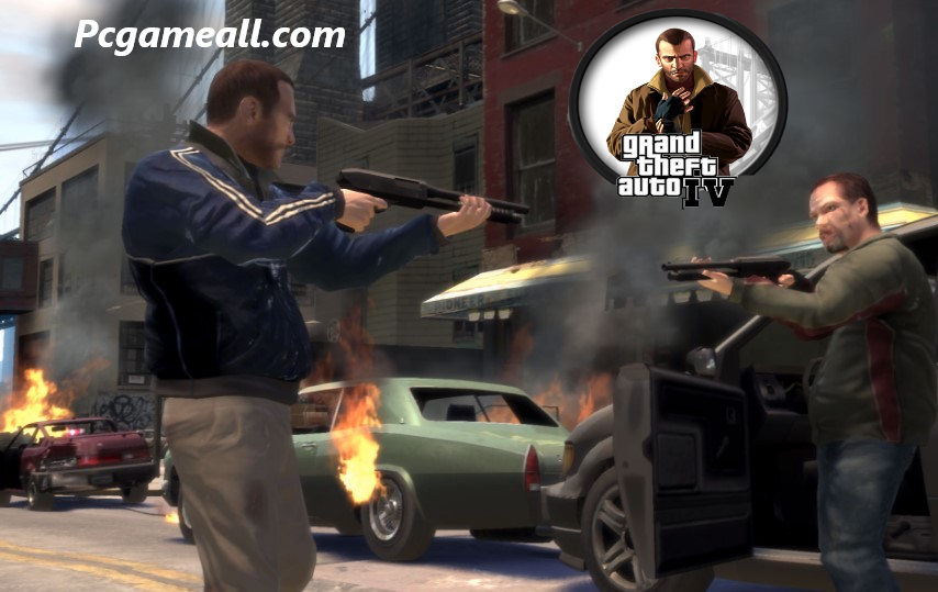 Grand Theft Auto 4 Torrent Free Download