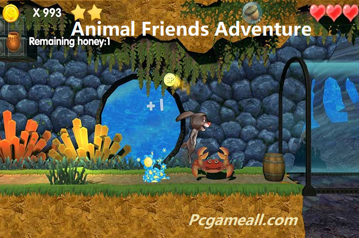 Animal Friends Adventure Full Version For PC