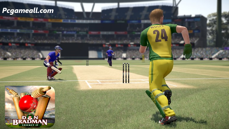 Don Bradman Cricket 17 Highly Compressed PC Game