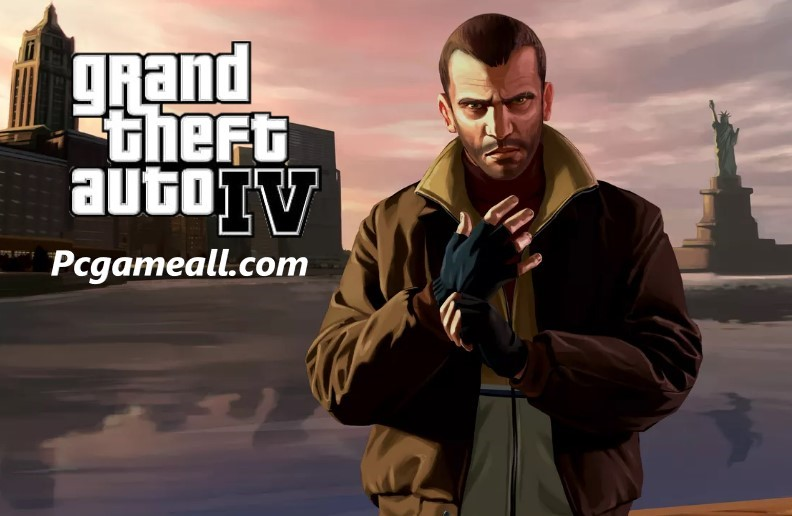 Grand Theft Auto 4 Download Free Full PC  Game