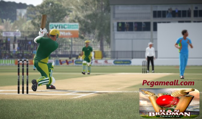 Don Bradman Cricket 17 PC Game