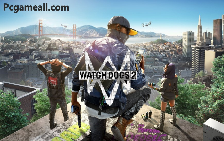 Watch Dogs 2 Download For PC