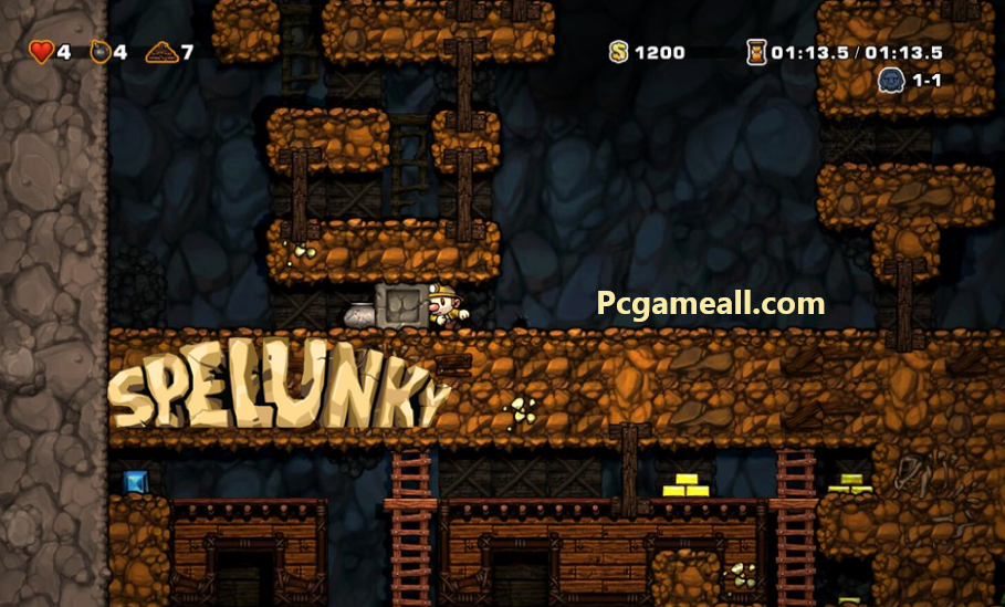 Spelunky For PC Free Download