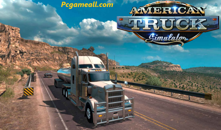 American Truck Simulator For PC Full Version Game